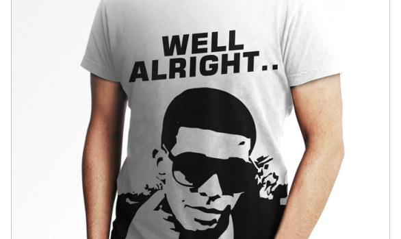 Drizzy Vector Tee
