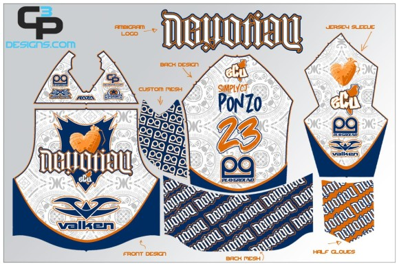 Devotion Jerseys