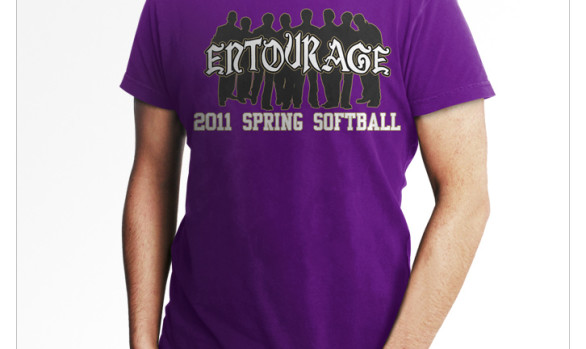 Entourage Softball Tee