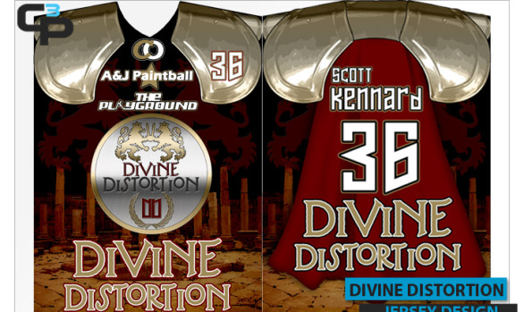 Divine Distortion Jerseys