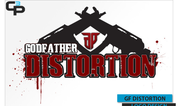 Godfather Distortion Logo