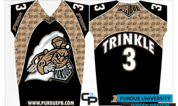 Purdue University Jerseys