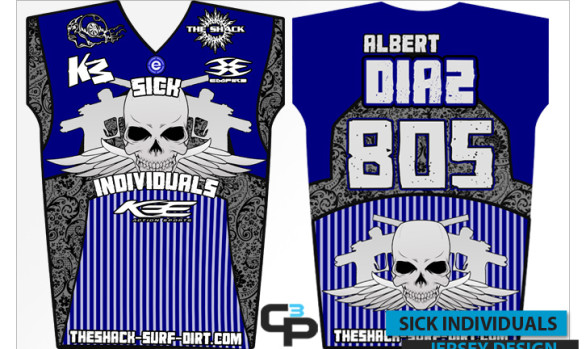 Sick Individuals Jerseys