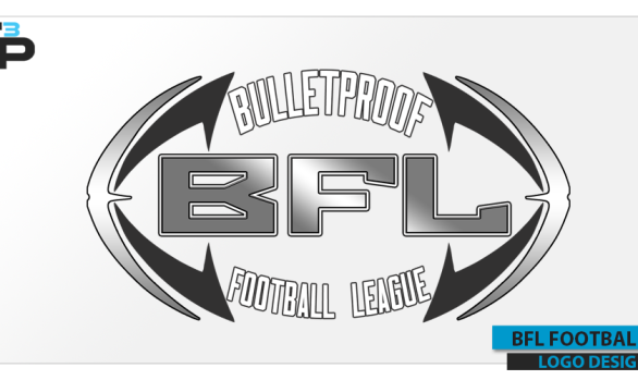 Bulletproof Football Logo